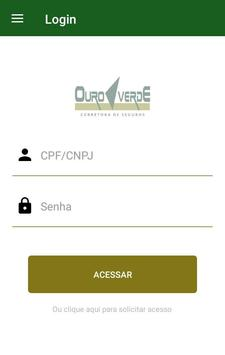 Ouro Verde Seguros screenshot 2