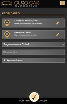 Ouro Car Executivo apk screenshot