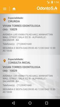 Odonto SA screenshot 3