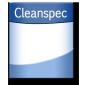 Cleanspec icon