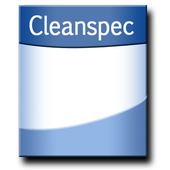 Cleanspec icon