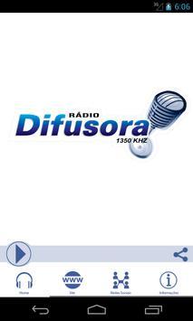 Rádio Difusora AM -Três Passos poster