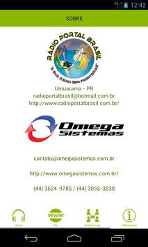 Rádio Portal Brasil apk screenshot