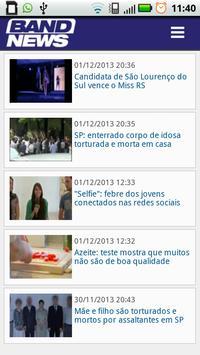 Band News apk screenshot