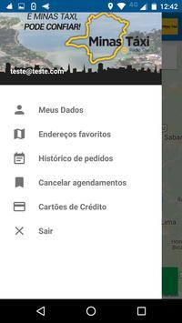 Minas Táxi apk screenshot