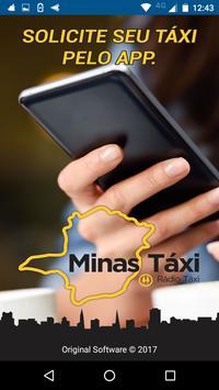 Minas Táxi poster