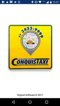 Conquistaxi poster