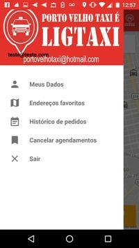 LigTaxi Porto Velho screenshot 2