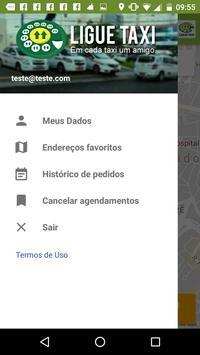 Ligue Táxi Salvador apk screenshot