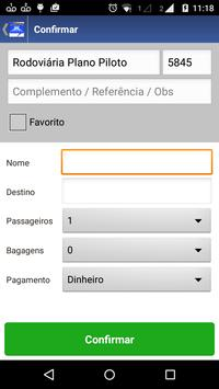 Táxi Online Brasília screenshot 2