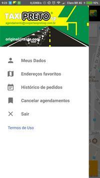 TaxiPreto screenshot 1