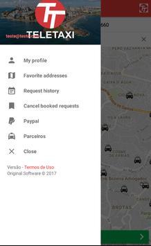 Tele Táxi Salvador apk screenshot