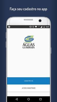 Águas Guariroba poster