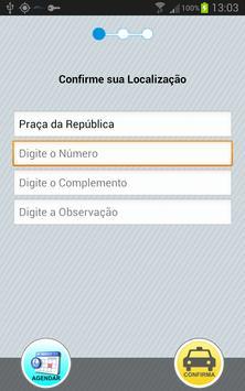 Táxi Beija-Flor Mobile screenshot 1