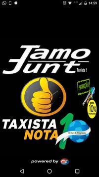 Tamo Junto Taxistas Mobile poster