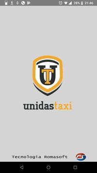 Unidas Taxi Mobile poster