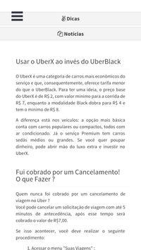 Desconto para Uber apk screenshot