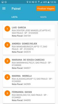 B2LOG Baixa Entregas Mobile screenshot 2