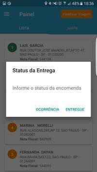 B2LOG Baixa Entregas Mobile screenshot 3