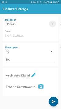 B2LOG Baixa Entregas Mobile screenshot 4