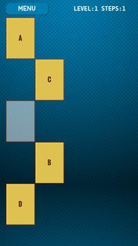 Racha Cuca Word Puzzle screenshot 1
