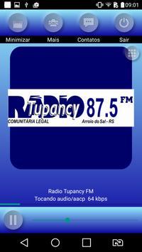 Radio Tupancy Fm 87,5 mhz screenshot 2