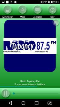 Radio Tupancy Fm 87,5 mhz screenshot 3