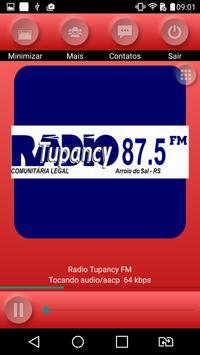 Radio Tupancy Fm 87,5 mhz screenshot 4