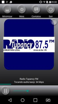 Radio Tupancy Fm 87,5 mhz screenshot 5