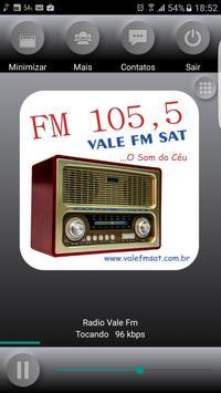 VALE FM SAT apk screenshot