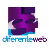 Diferente Web icon