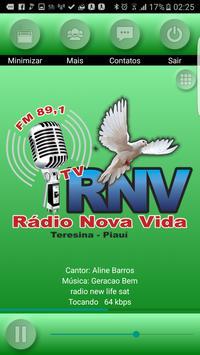 Rádio Nova Vida poster