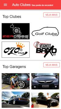 Auto Clubes poster