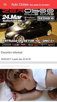 Auto Clubes apk screenshot