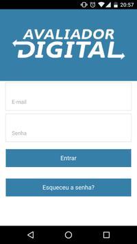 Avaliador Digital screenshot 1