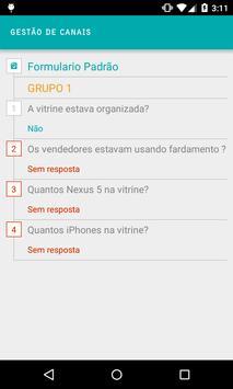 Gestão de Canais apk screenshot