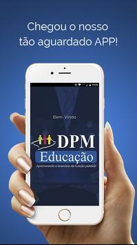 DPM Educação poster