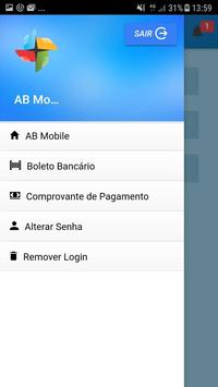 AB Mobile screenshot 1