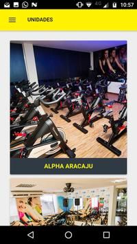 Rede Alpha Fitness screenshot 5