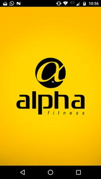 Rede Alpha Fitness poster