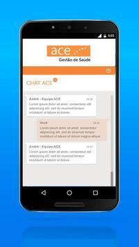 ACE - Chat Médicos screenshot 1