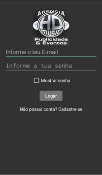 Bate papo Agência HD Music poster