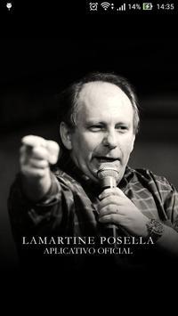 Lamartine Posella poster