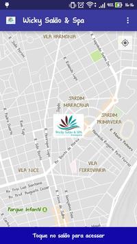 Agenda Wicky Salão e Spa poster