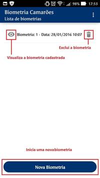 Biometria Carcinicultura screenshot 1