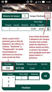 Acquacontrol Despesca screenshot 3