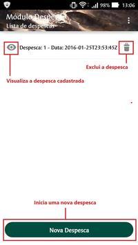 Acquacontrol Despesca screenshot 1