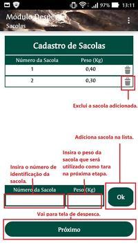 Acquacontrol Despesca screenshot 2