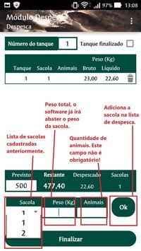 Acquacontrol Despesca screenshot 4
