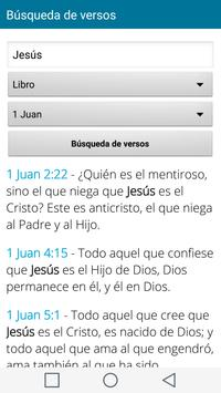 Santa Biblia screenshot 19